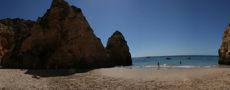algarve playa Barranco do Martinho