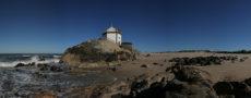 church in the sea