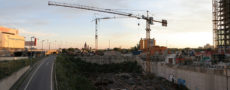 construction site vienna dc
