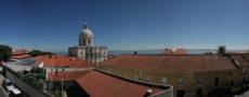 lisbon rooftops panteon