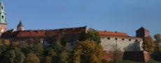 poland krakow castle wawel