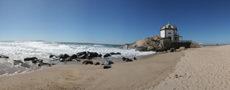 porto chapel pedra beach