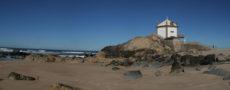 portugal church in ocean