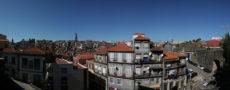 portugal porto rooftops