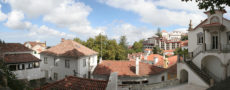 sintra rooftops