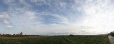 sky road field