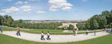 vienna Schönbrunn garden